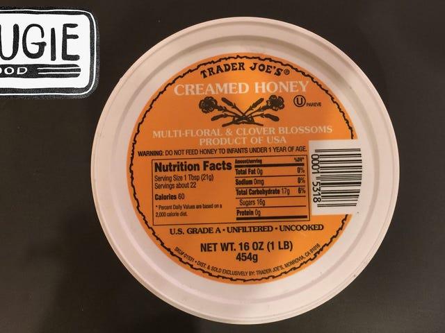 Revisión de la comida de Bougie: miel cremosa