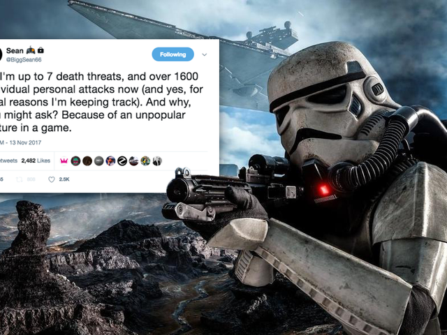 The Curious Case Of The 'EA Game Dev' Who Said He Received Death Threats [UPDATE]