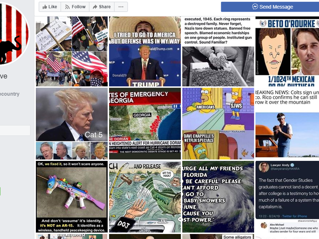Report: Major Political Website's Owners Secretly Running Far-Right Facebook Page