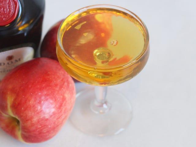 Cocktail Scotch ini adalah Apple Season dalam Glass
