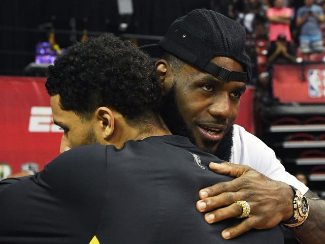 What Should We Call The Lakers' Answer To The Warriors' Death Lineup?