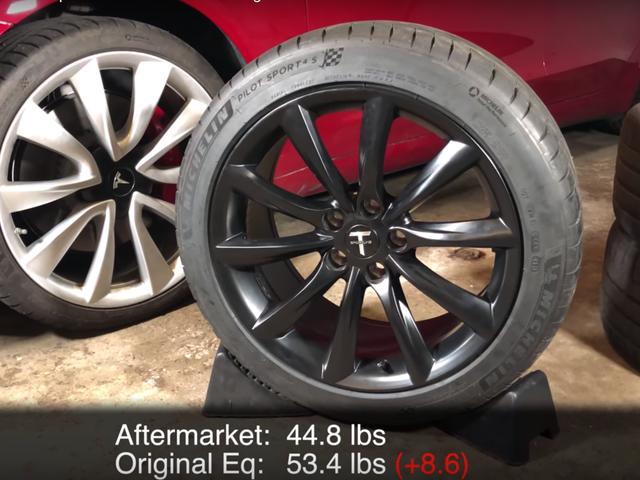 La seule bonne chose à propos des pneus à profil bas, c'est quand vous pouvez les remplacer