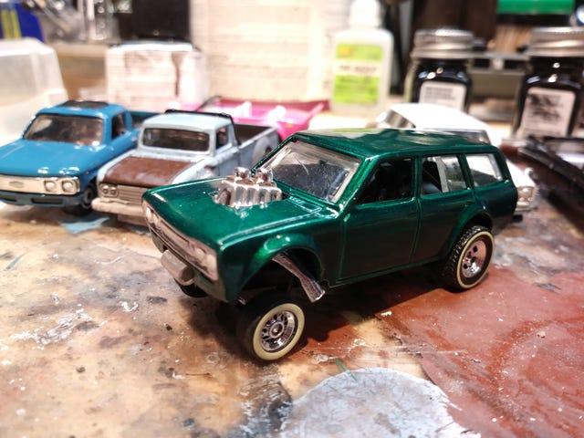 Datsun 510 Gasser