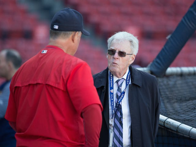 Peter Gammons's Tweets Have Gone From Nonsense To Spicy Nonsense