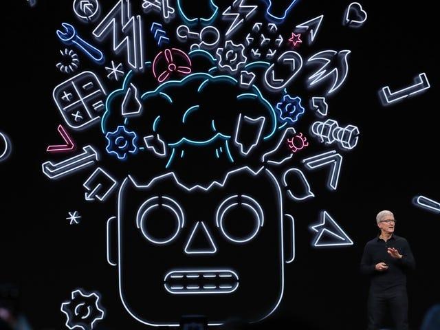 Problemer med beskyttelse af personlige oplysninger, der lurer i Apples App Store