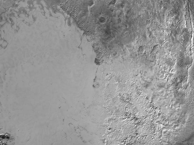 Scientists Think They Know How Pluto's Hidden Ocean Stays Liquid