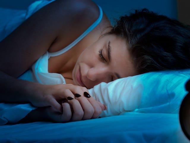 Cómo dormir cuando el mundo se está desmoronando