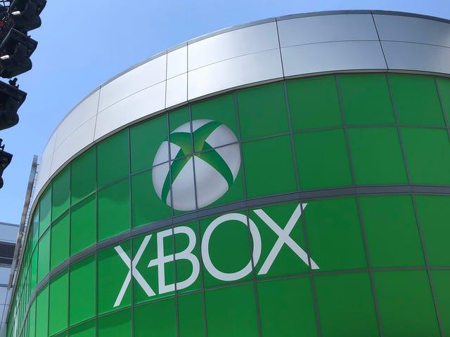 观看Xbox E3 2018新闻发布会直播,在这里[更新:结束]