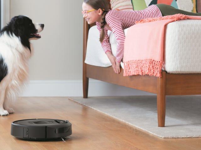 Вашей маме не нужна Roomba на День Матери