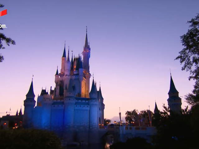 Disney is Livestreaming the Sunrise at Magic Kingdom and Honestly It's Just What I Need Today