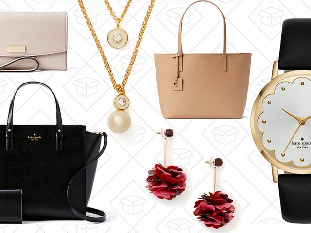 Treat Yourself To Something New With Kate Spade's Surprise Sale