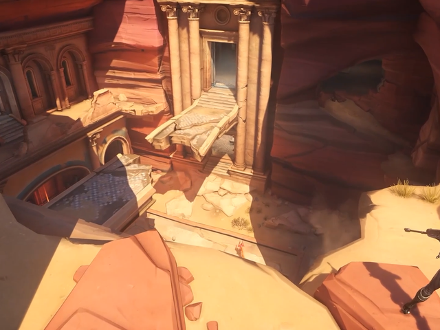 Overwatch's New Map Is A Brawl In A Hidden City