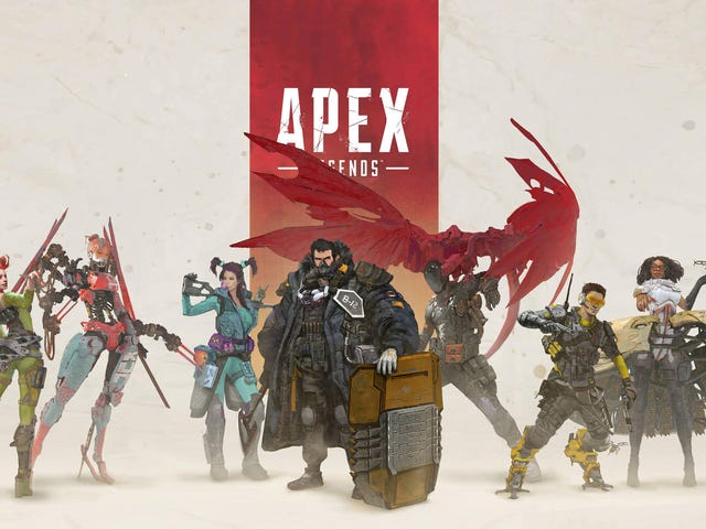 Some Unofficial Ideas For New Apex Legends Characters