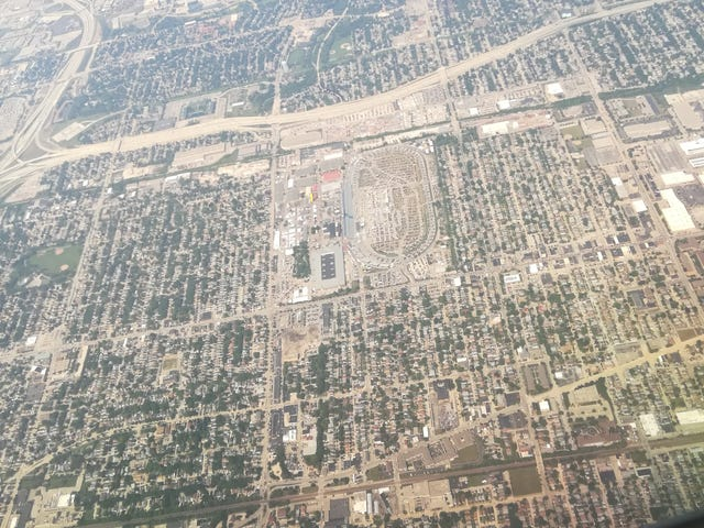 RIP Milwaukee Mile ...