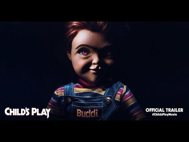 El Muñeco Diabólico - Segundo Trailer