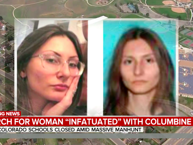 Denver Schools Close as FBI Searches for Woman 'Infatuated' With Columbine [Updated]