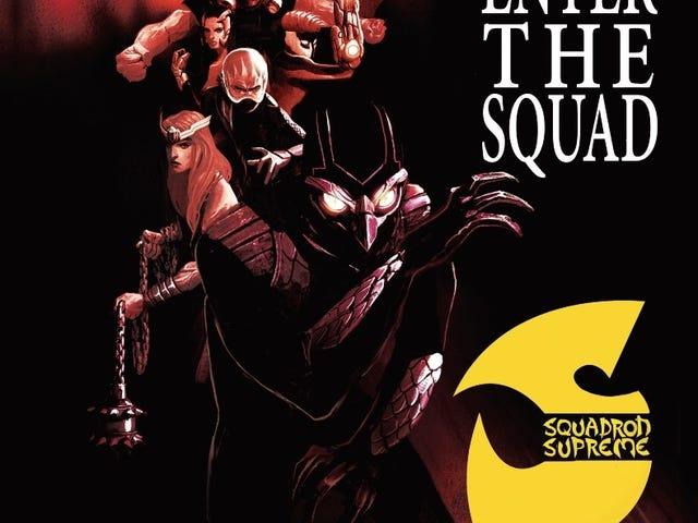 El Nuevo Squadron Supreme es una mirada fascinante a las personas perdidas