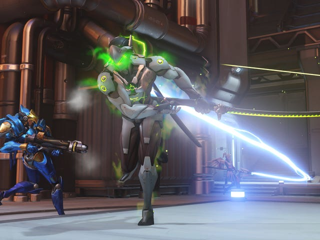 Overwatch Stream Shows Tournament Through Eyes Of A Pro