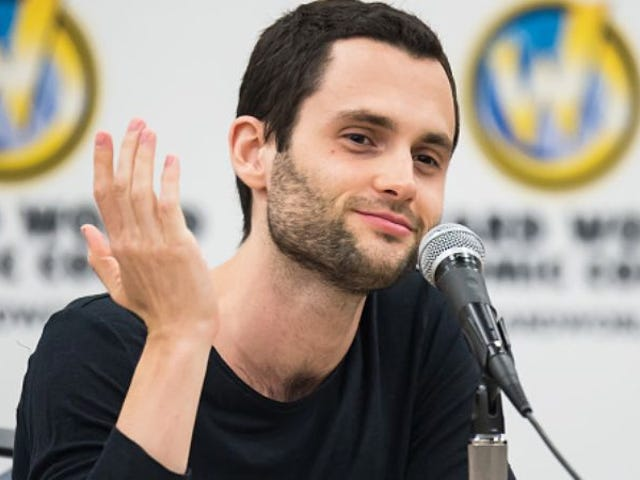 Penn Badgley comes out of retirement again for Greg Berlanti's stalker drama