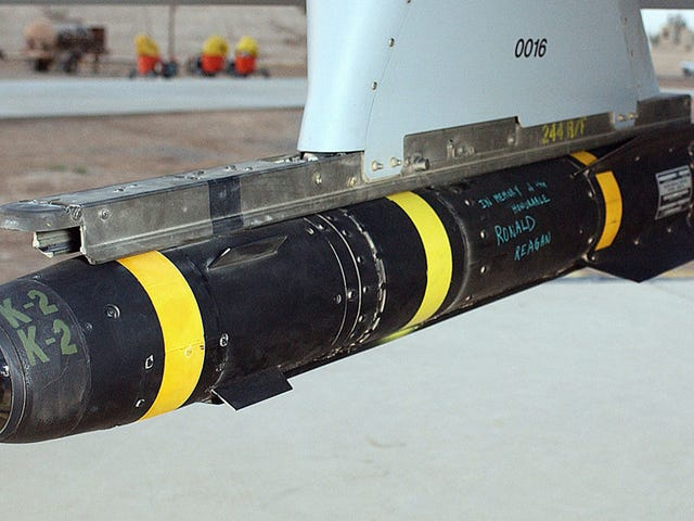 Why Were Hellfire Missiles Shipped From Beirut Aboard A Passenger Jet?
