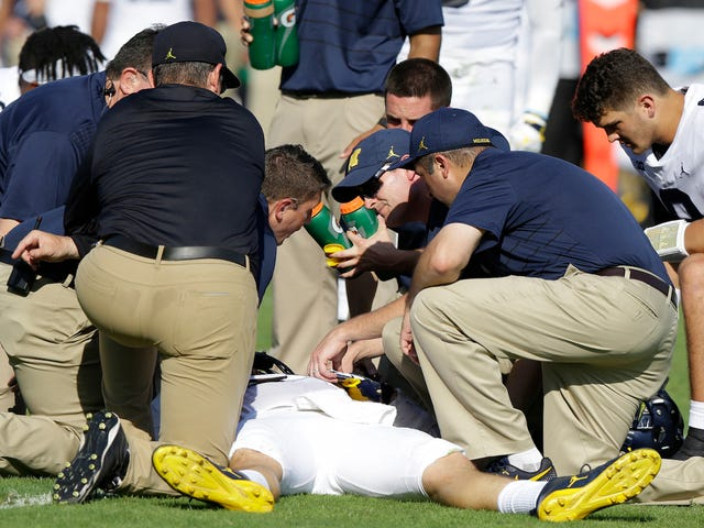 """Wilton Speight's Parents: Medical Treatment At Purdue After Fractured Vertebrae Was """"Absolute Train Wreck"""""""