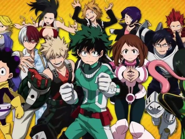 The Hater's Guide to My Hero Academia