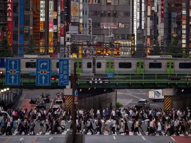 The Good Points And Bad Points Of Living In Tokyo