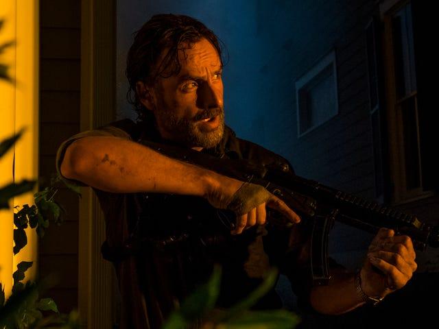 Rick perde più della battaglia sul finale di mezza stagione di The Walking Dead