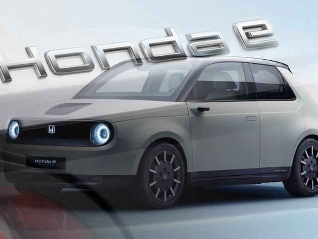 Honda nimeää tehokkaasti uuden sähköautonsa yhdellä kirjeellä