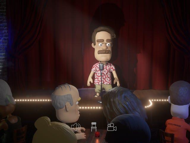 Nyrens Ecke: Comedy Night erinnert mich an 1 gegen 100, und das ist fantastisch