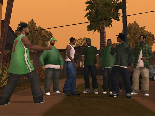 The Mobile Port Of GTA San Andreas Contains New And Secret Cheat Codes