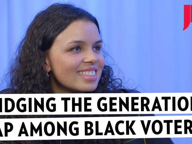 Morgan Harper Thinks She Can Finally Unify 'the Black Vote'