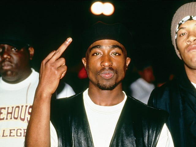 King of Pain:20 Years Later, Tupac Shakur's Problematic Genius Still Haunts Us