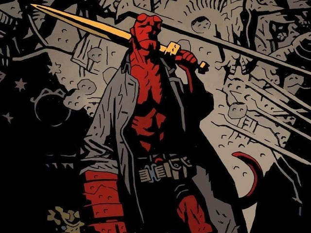 Mike Mignola Says the New Hellboy Movie Ramped up Really Quickly