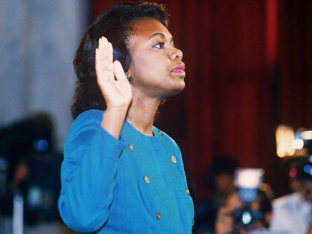Anita Hill pääsi tien Donald Trumpin syyttäjille puhumaan totuutensa