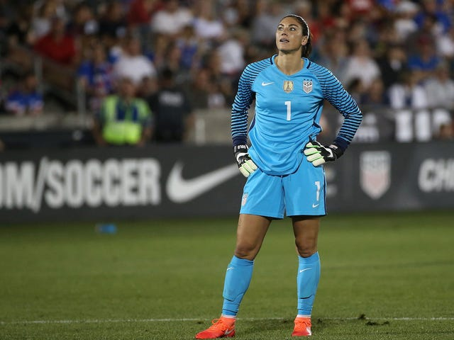 Hope Solo Is Running For President Of U.S. Soccer