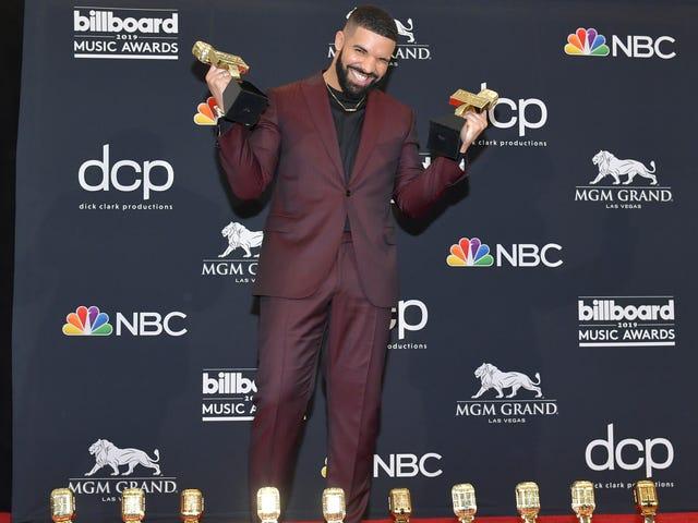 Billboard Music Awards de 2019: Drake leva para casa 12 prêmios, bate recorde de todos os tempos