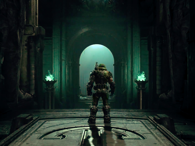 Doom Eternal Comes Out In November--Here's A New Look