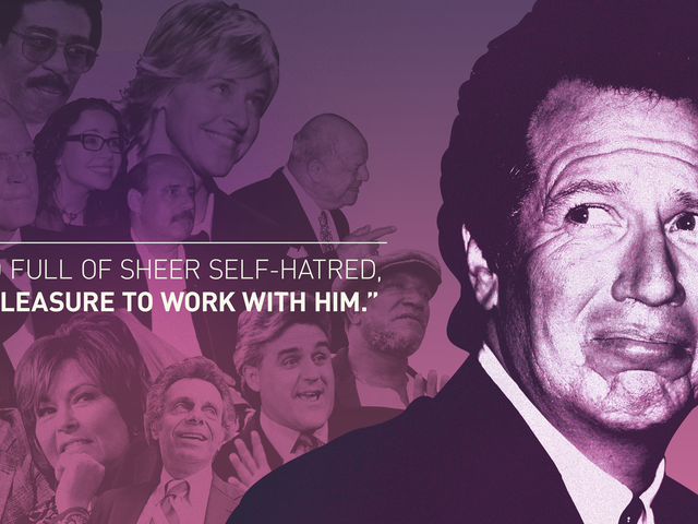 Garry Shandling's Power Was His Fear