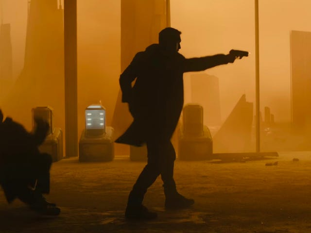The New Blade Runner 2049 Trailer Is Here and It's Gorgeous