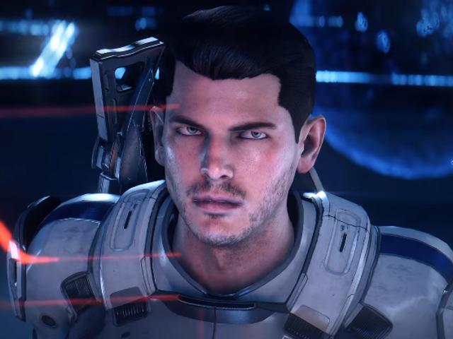 <i>Mass Effect: Andromeda's</i> καλύτερη γραφή <i>Mass Effect: Andromeda's</i> είναι στα μηνύματά της
