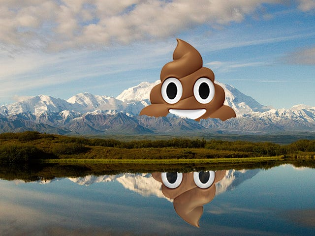 Climbers Are Taking Too Many Dumps On Denali