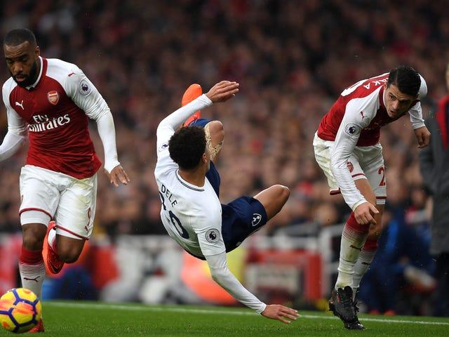 Arsenal rappelle à tous ceux qu'ils peuvent encore être une force à prendre en compte