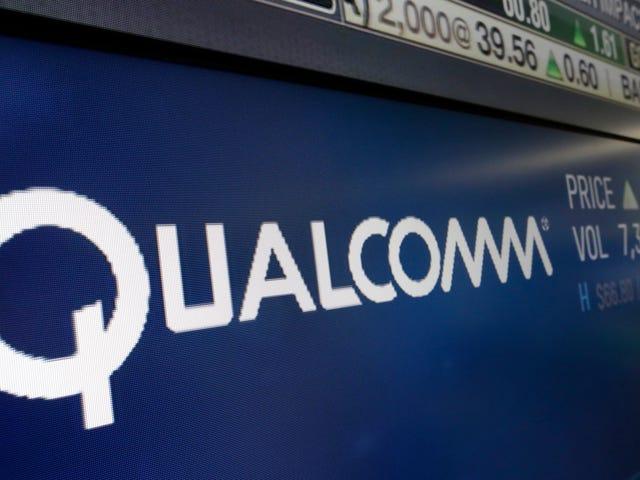 Qualcomm Scored $4.5 Billion or More in Settlement With Apple