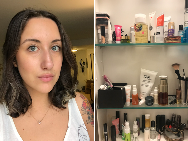 Veronica's 24-Hour Product Diary: I Live in Beauty Sample Hell