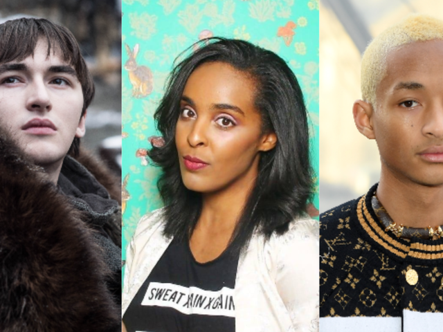 """""""Bran und Jaden sind die gleiche Person"""" - Corin Wells lädt die Wurzel zu ihrem schwarzen Game of Thrones Casting Couch ein"""