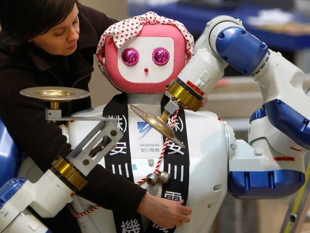 Survey: Most Americans Remain Unwilling to Let a Robot Into Their Home Yet