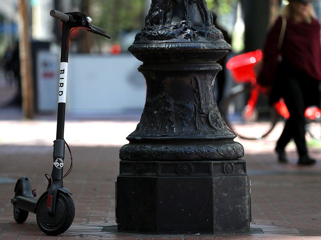 Bird Sues Beverly Hills for Banning Its Scooter Invasion