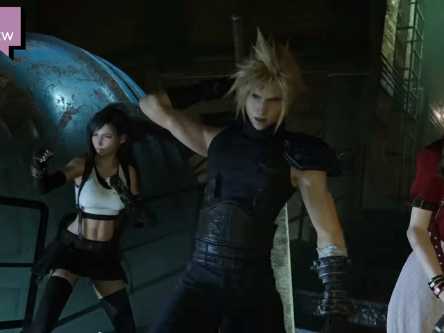 Final Fantasy VII Remake's Female Heroes Tell Us About Being Part of a Defining Piece of Pop Culture History