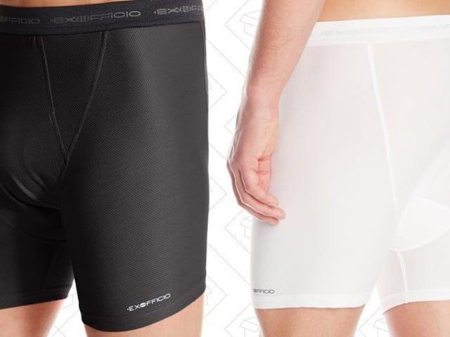 ExOfficio's Crazy-Popular Men's Underwear Is Back On Sale On Amazon, Today Only